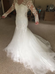 Brides 'Mermaid'
