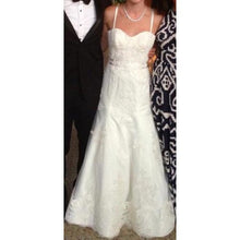 Load image into Gallery viewer, Angel Rivera Custom Re-Embroidered Lace - Angel Rivera - Nearly Newlywed Bridal Boutique - 3