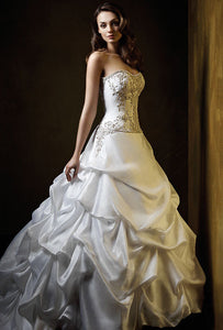 'Alfred Angelo 'Piccione 404' - alfred angelo - Nearly Newlywed Bridal Boutique - 1