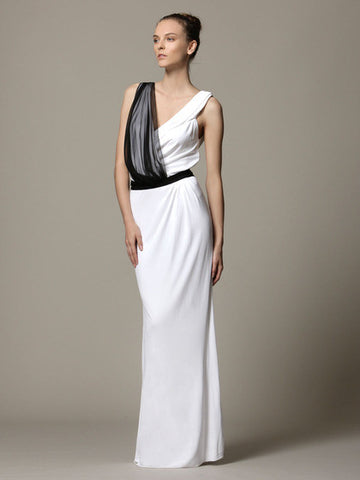 Gianfranco Ferre Chiffon Wedding Dress