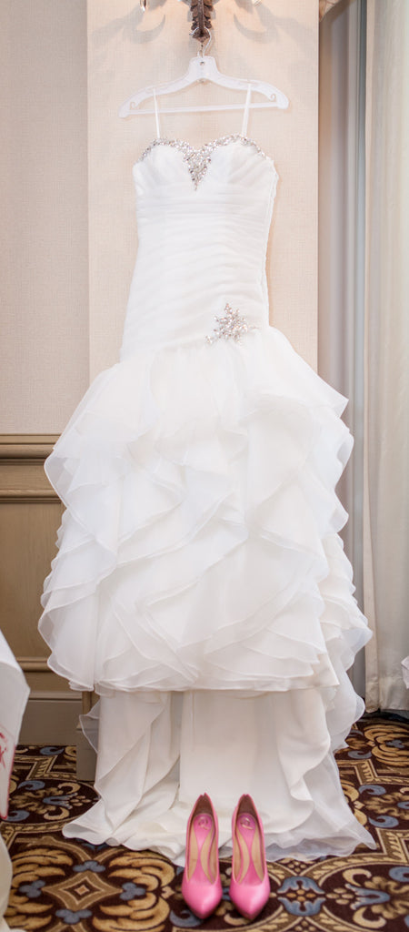 Perla D line by Pnina Tornai for Kleinfeld - Pnina Tornai - Nearly Newlywed Bridal Boutique - 3