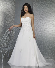Forever Yours style #48209 - Forever Yours - Nearly Newlywed Bridal Boutique - 1