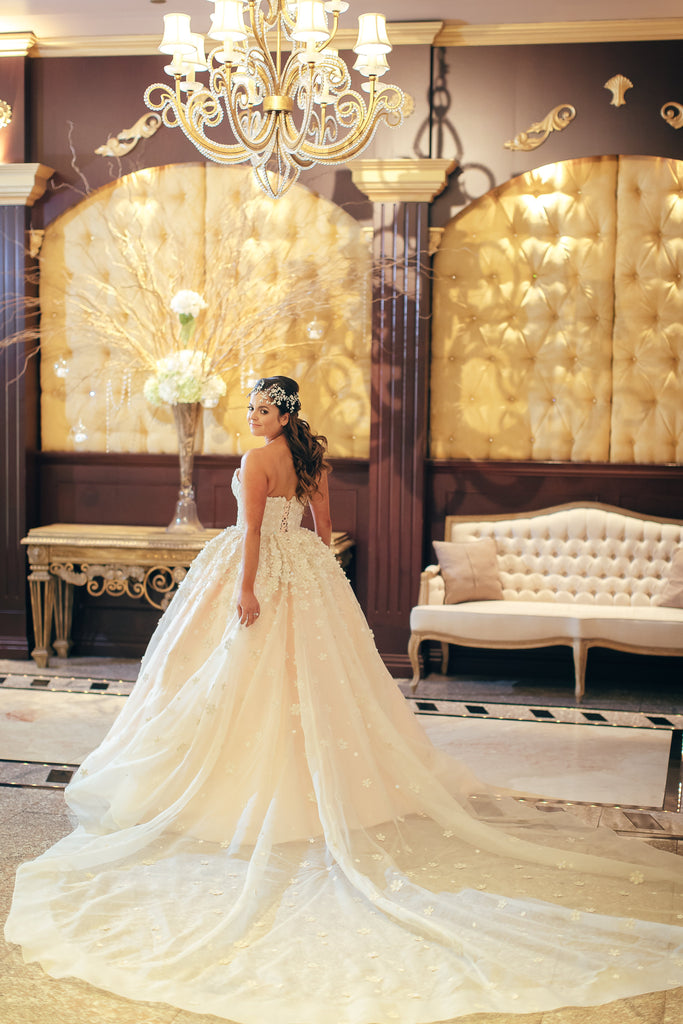 Monicas Bridal 'Custom Sweetheart'