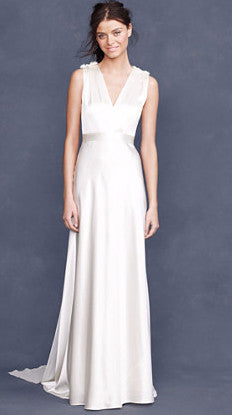 J Crew 'Rosabelle Gown' - j crew - Nearly Newlywed Bridal Boutique - 1