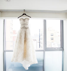 Pnina Tornai Fully Custom Wedding Dress - Pnina Tornai - Nearly Newlywed Bridal Boutique - 1