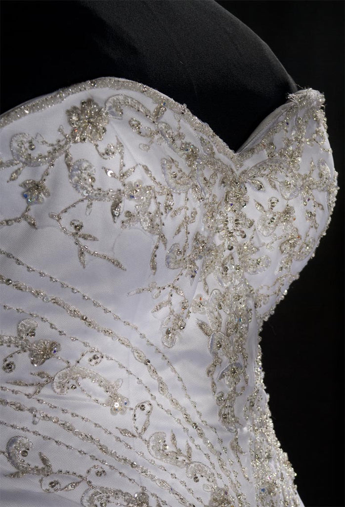Maggie Sottero 'Mona Lisa' - Maggie Sottero - Nearly Newlywed Bridal Boutique - 4