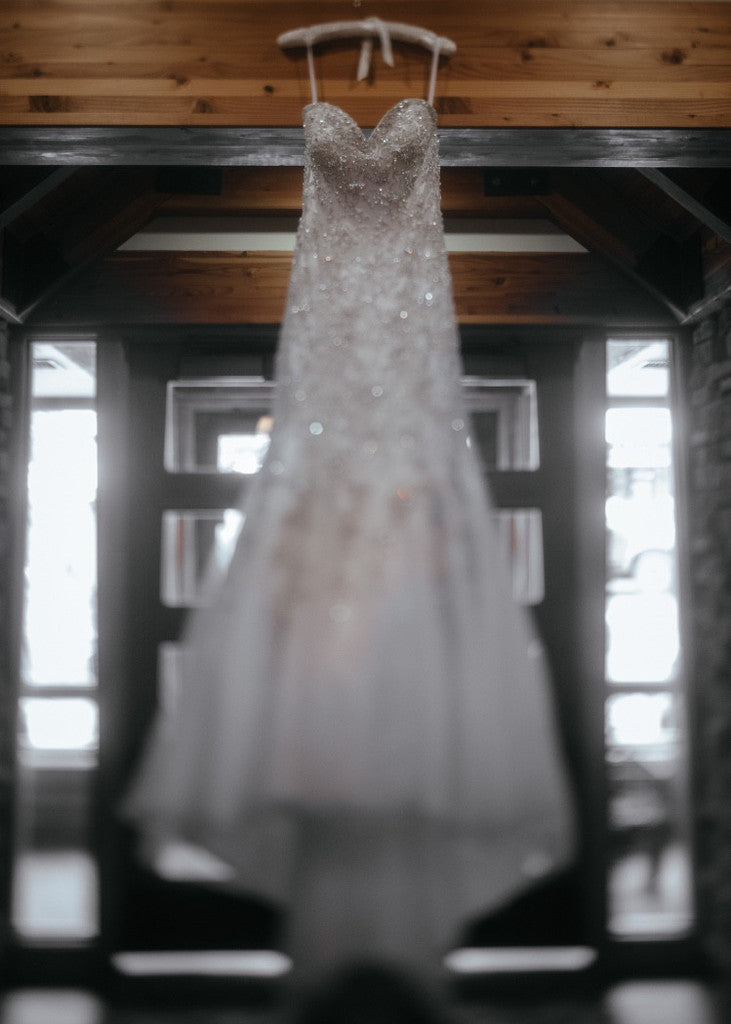 Allure Bridals 'C283' - Allure Bridals - Nearly Newlywed Bridal Boutique - 2