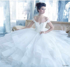 Lazaro '3309' - Lazaro - Nearly Newlywed Bridal Boutique - 3