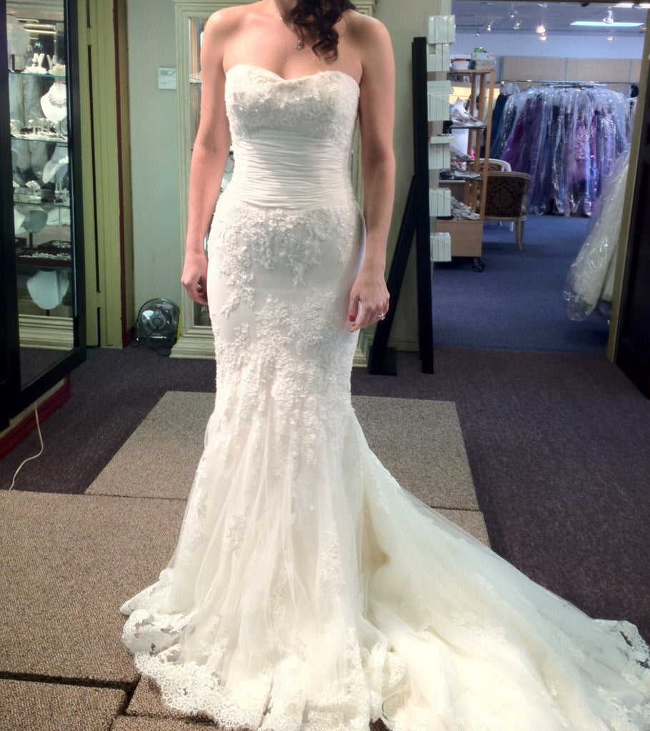 "Enzoani ""Francesca"" - Enzoani - Nearly Newlywed Bridal Boutique - 1"