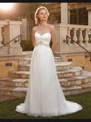Casablanca Style 2041 - Casablanca - Nearly Newlywed Bridal Boutique - 1