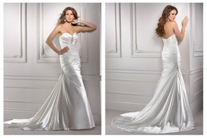 Maggie Sottero 'Deidre' - Maggie Sottero - Nearly Newlywed Bridal Boutique - 4