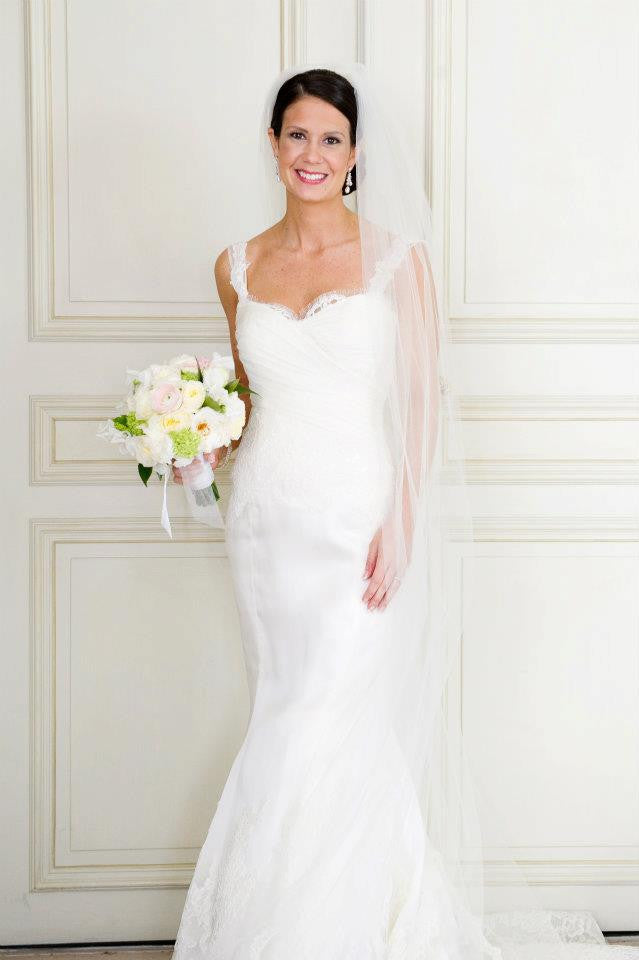 Alvina Valenta Style #9153 - Alvina Valenta - Nearly Newlywed Bridal Boutique - 1