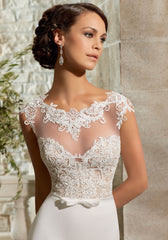 Mori Lee '5301' - Mori Lee - Nearly Newlywed Bridal Boutique - 2