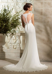 Mori Lee '5301' - Mori Lee - Nearly Newlywed Bridal Boutique - 3