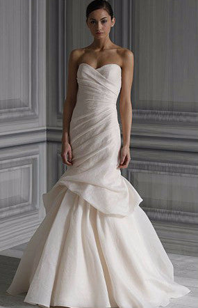 Monique Lhuillier 'Peony' - Monique Lhuillier - Nearly Newlywed Bridal Boutique - 1