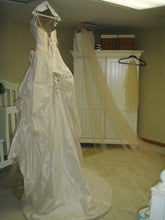 Load image into Gallery viewer, Demetrios 'Beaded Dress' - Demetrios - Nearly Newlywed Bridal Boutique - 1