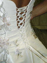 Load image into Gallery viewer, Demetrios 'Beaded Dress' - Demetrios - Nearly Newlywed Bridal Boutique - 3