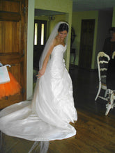 Load image into Gallery viewer, Demetrios 'Beaded Dress' - Demetrios - Nearly Newlywed Bridal Boutique - 4