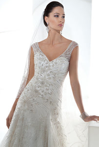 Demetrios 'Ilissa 543' - Demetrios - Nearly Newlywed Bridal Boutique - 2