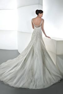 Demetrios 'Ilissa 543' - Demetrios - Nearly Newlywed Bridal Boutique - 3