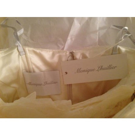 Monique Lhuillier 'Confection' - Monique Lhuillier - Nearly Newlywed Bridal Boutique - 3