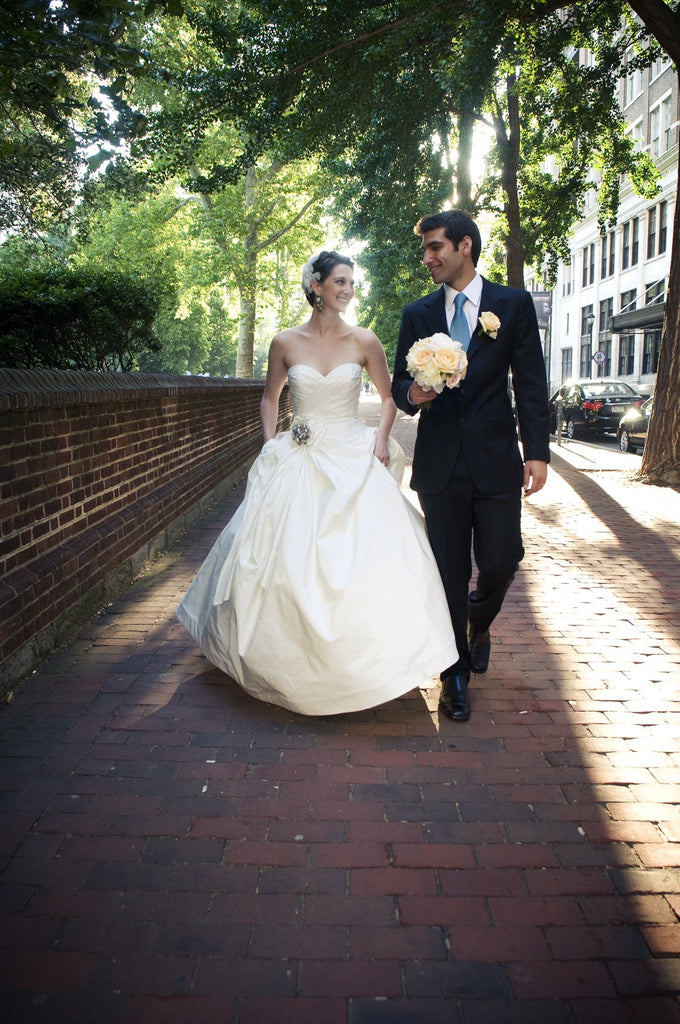 Priscilla of Boston 'Maeve' - Priscilla of Boston - Nearly Newlywed Bridal Boutique - 3