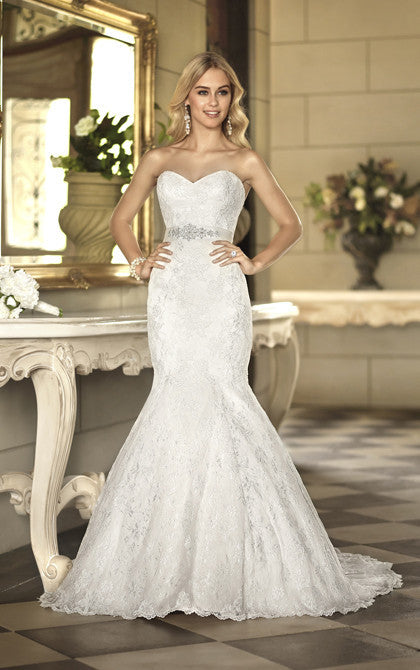 Stella York '5865' - Stella york - Nearly Newlywed Bridal Boutique - 1