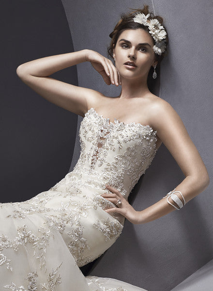 Sottero and Midgley 'Maddalena' - Sottero and Midgley - Nearly Newlywed Bridal Boutique - 1