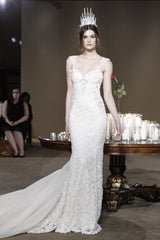 Galia Lahav 'Aurora Ivory Tower' - Galia lahav - Nearly Newlywed Bridal Boutique - 5