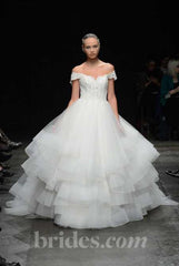 Lazaro '3309' - Lazaro - Nearly Newlywed Bridal Boutique - 4