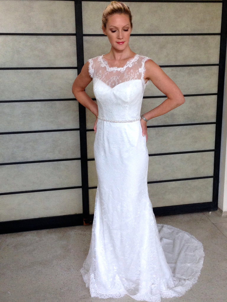 Winnie Couture 2014 Sevina 8428 - Winnie Couture - Nearly Newlywed Bridal Boutique - 1