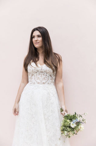 c8a4c97c9521 Reem Acra Used and Preowned Wedding Dresses - Nearly Newlywed