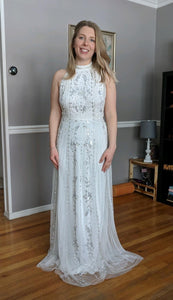 BHLDN 'Osborne' wedding dress size-04 NEW