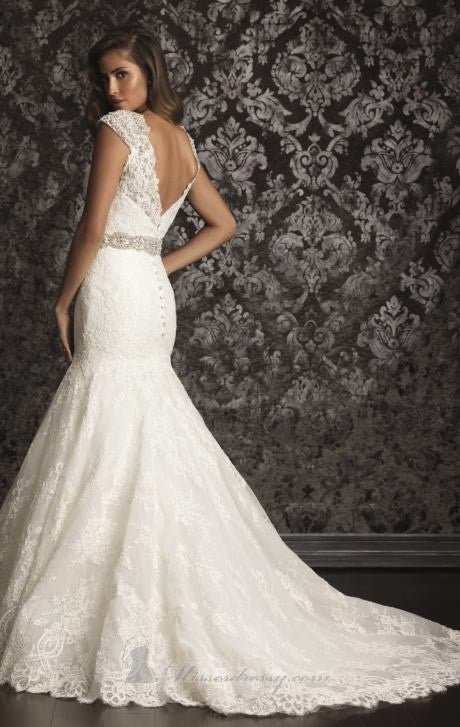 Allure Bridals 'Romance 9010' - Allure Bridals - Nearly Newlywed Bridal Boutique - 2