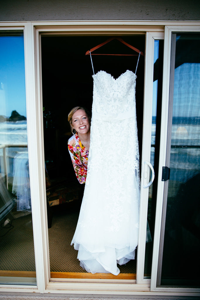 Maggie Sottero 'Annette' - Maggie Sottero - Nearly Newlywed Bridal Boutique - 6