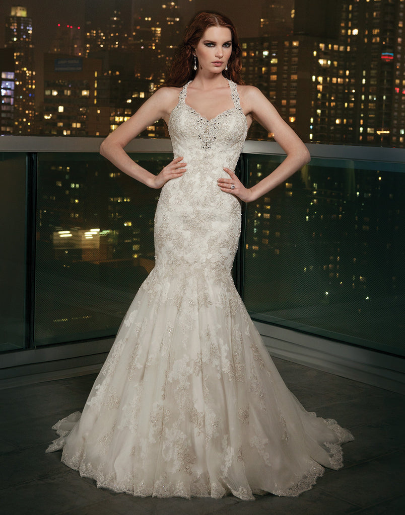 Justin Alexander style #9704 - JUSTIN ALEXANDER - Nearly Newlywed Bridal Boutique - 1