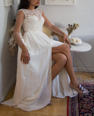 Sarah Seven 'Mademoiselle' - Sarah Seven - Nearly Newlywed Bridal Boutique - 2