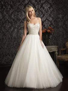 Allure Style 9006 - Allure - Nearly Newlywed Bridal Boutique - 2