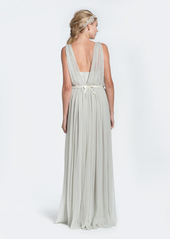 Winifred Bean 'Daisy' Grey Wedding Dress
