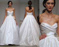 Amsale 'Melina' - Amsale - Nearly Newlywed Bridal Boutique - 1