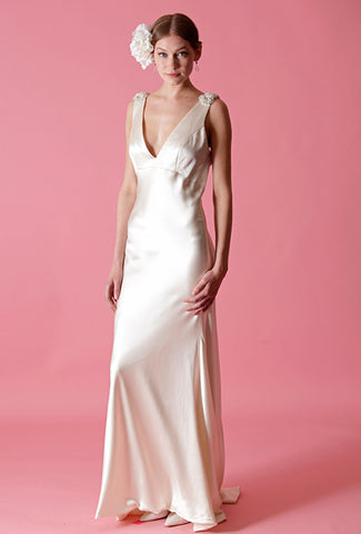 Badgley Mischka Bess Wedding Dress