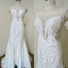 Load image into Gallery viewer, Moviani 'NA' wedding dress size-04 SAMPLE
