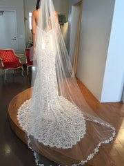 Anna Maier 'ALEX' wedding dress size-02 NEW