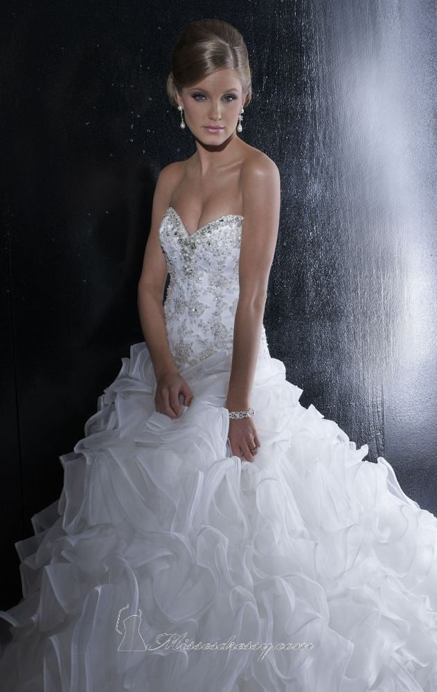 Christina Wu 15515 - Christina Wu - Nearly Newlywed Bridal Boutique - 1