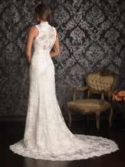 Allure Bridals '9019' - Allure - Nearly Newlywed Bridal Boutique - 2