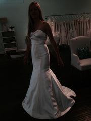 Jenny Yoo Strapless Mermaid - Jenny Yoo - Nearly Newlywed Bridal Boutique - 7