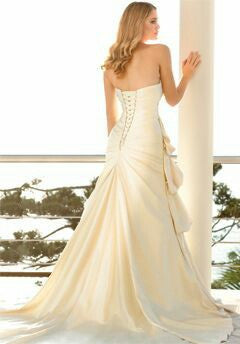 Ella Bridals '5491' - Ella Bridals - Nearly Newlywed Bridal Boutique - 2
