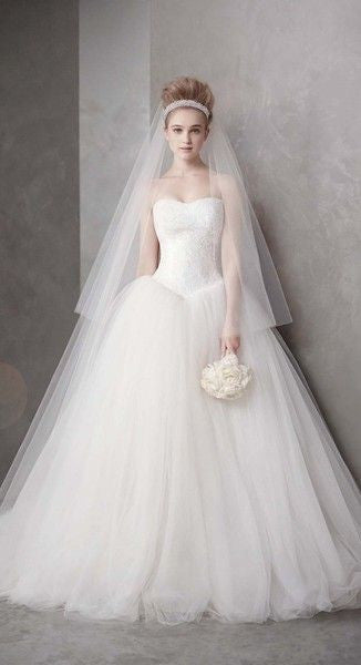 Vera Wang 'Sweetheart' - Vera Wang - Nearly Newlywed Bridal Boutique