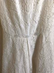 Rebecca Schoneveld 'Ines' size 2 used wedding dress front view close up