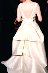 Vera Wang Custom Couture Wedding Dress - Vera Wang - Nearly Newlywed Bridal Boutique - 1